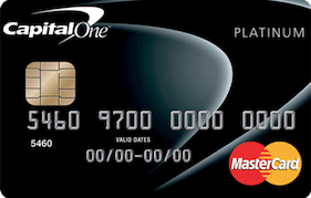 Capital One Classic MasterCard