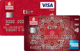 Emirates Skywards Elite Credit Card