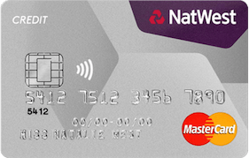 NatWest Clear Rate Platinum Credit Card MasterCard