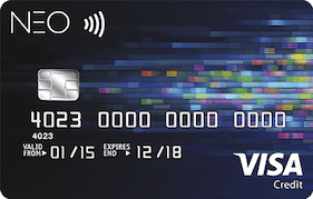 NEO Credit Card by Vanquis Bank