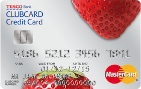 Tesco Bank Clubcard Credit Card for 40 Month Balance Transfer