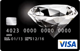 Black Diamond Credit Card by Vanquis