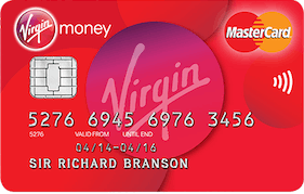 Virgin 36 Month Money Transfer Credit Card